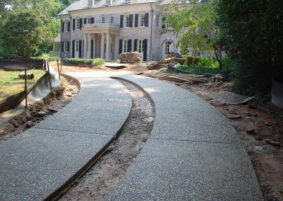 Beautiful Decorative Driveway 1