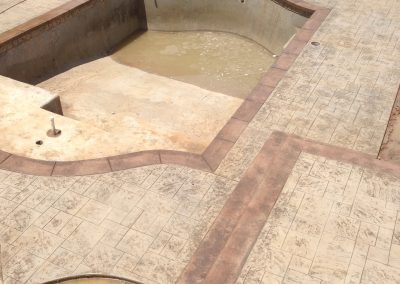 Decorative Concrete Pool Decks 10