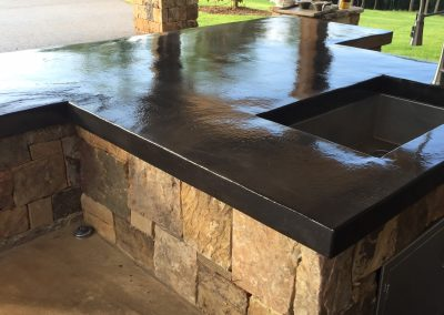 Decorative Concrete Pool Decks 14