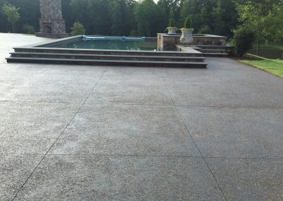 Decorative Concrete Pool Decks 18
