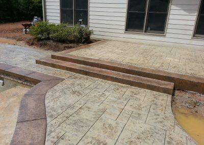 Decorative Concrete Pool Decks 31