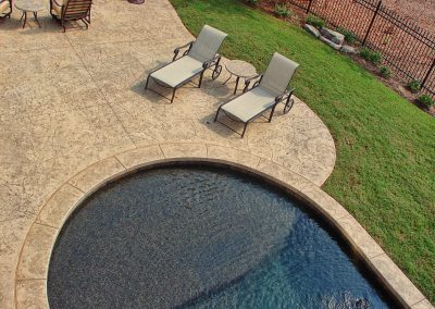 Decorative Concrete Pool Decks 34