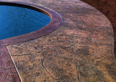 Decorative Concrete Pool Decks 35