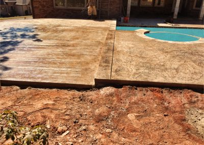 Decorative Concrete Pool Decks 5