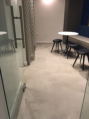 epoxy - stained - floor r